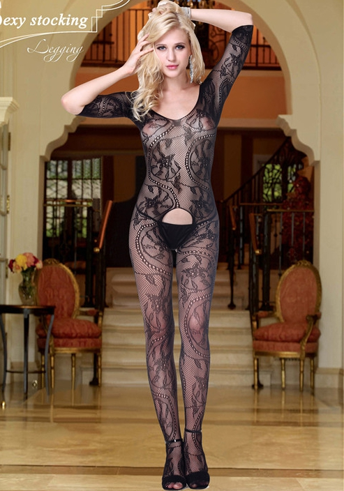 Bas Et Collants Femme Enticement Intrigue Fou Noir